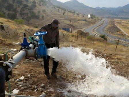 نصب ۵۲۵ کنتور هوشمند کشاورزی در استان همدان