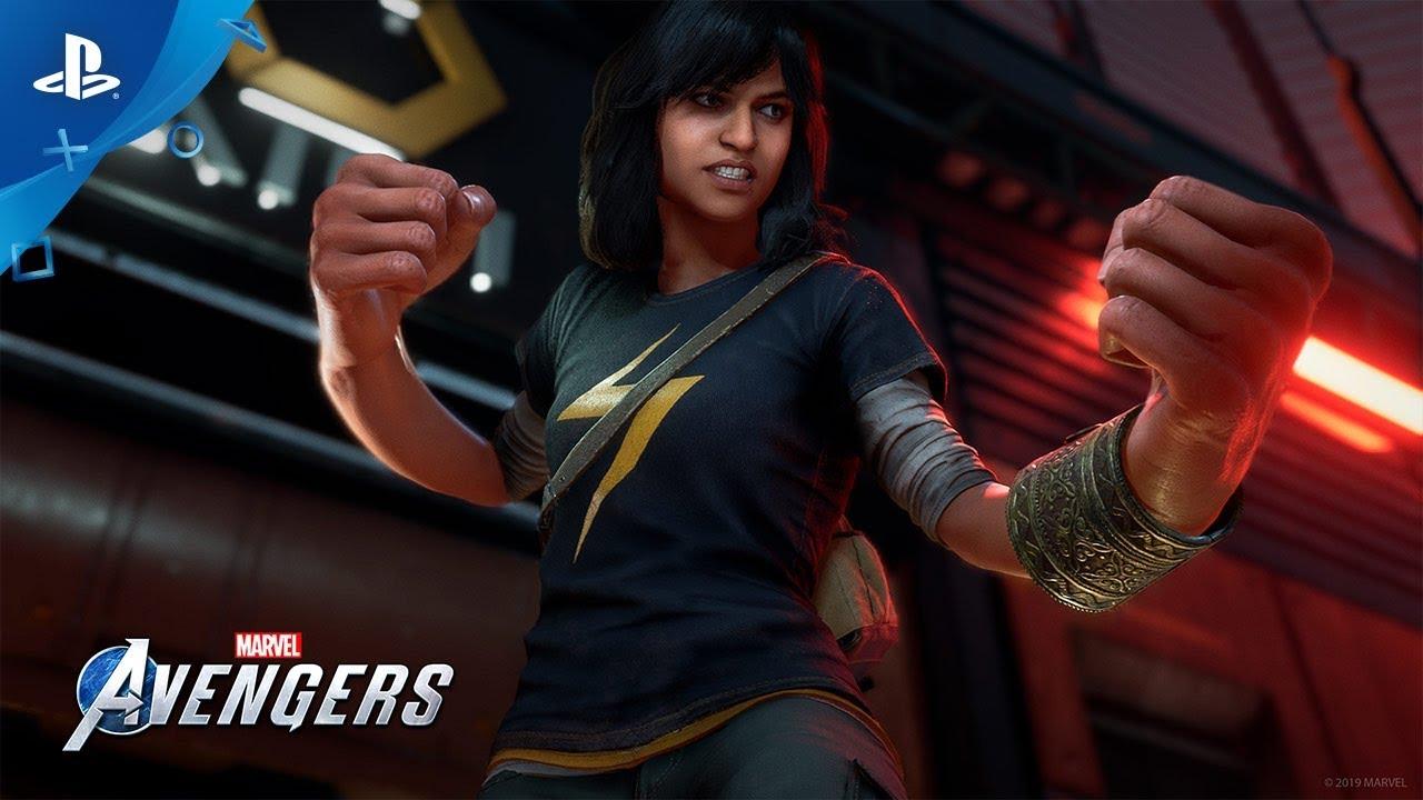 عنوان Marvel's Avengers با تاخیر عرضه میشود