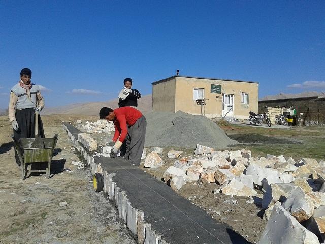 اجرای ۱۱۵ طرح هادی روستایی در استان ایلام