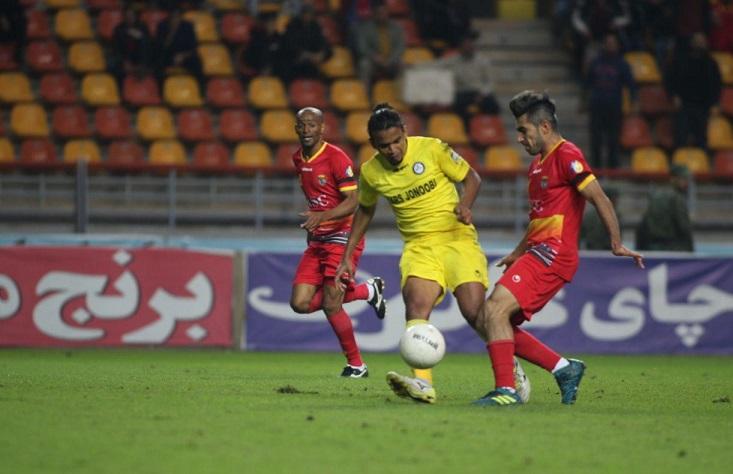ادامه غیبتهای بازیکن برزیلی در تمرینات پارسجنوبی