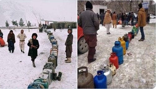 تصویر: تفاوت افغانستان طی 30 سال گذشته و حضور دو ابر قدرت در این کشور!