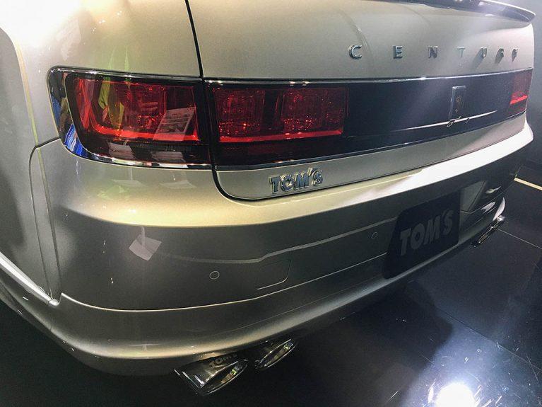 بررسی فنی خودرو تویوتا سنچوری + مشخصات