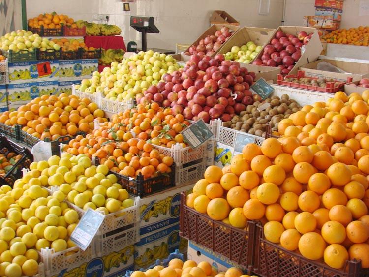 عرضه میوه شب عید امسال در همدان ارزانتر از پارسال