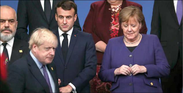 دست اروپا روی ماشه گستاخی