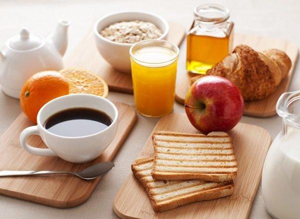 معجزه مصرف صبحانه در درمان تخمدان پلی کیستیک!