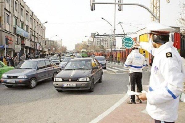 محدودیت ترافیکی در همدان برای تشییع شهدای سقوط هواپیما