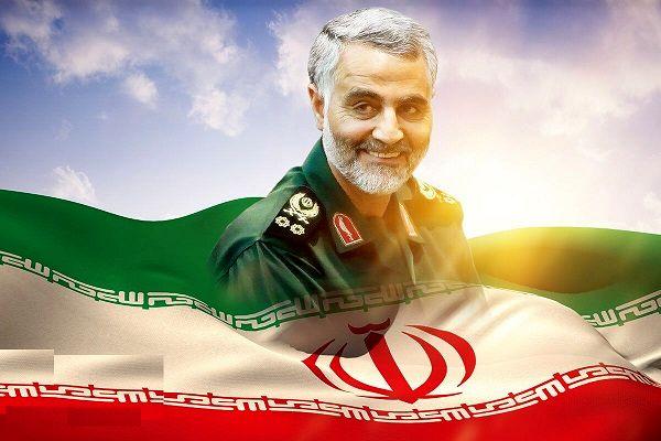 مراسم بزرگداشت سپهبد شهید قاسم سلیمانی و شهدای سانحه هوایی در حسینیه فاطمه الزهرا (س)