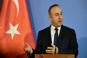 وزیر خارجه ترکیه: هدف ما دستیابی به آتش بس در لیبی است