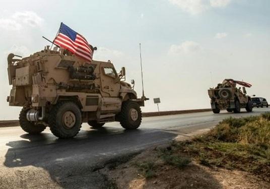 ارتش تروریست آمریکا