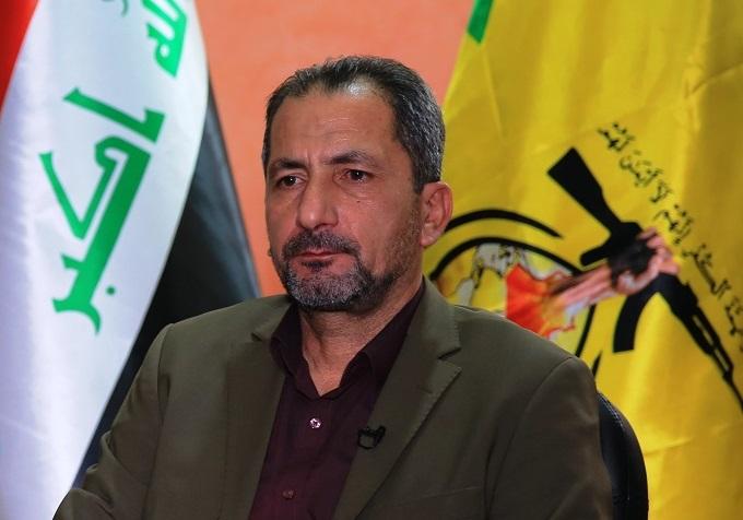 محمد محیی، سخنگوی گردانهای حزب الله عراق