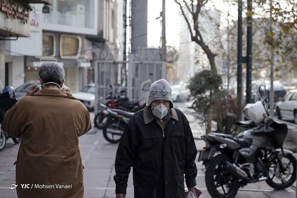 هوای تهران در ۲۶ دی ماه؛ همچنان ناسالم برای گروههای حساس