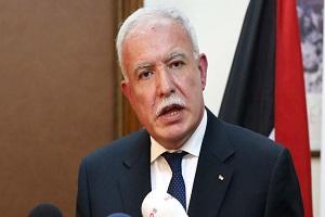 وزیر خارجه فلسطین: با حضور نتانیاهو، امکان مذاکره با اسرائیل صفر است