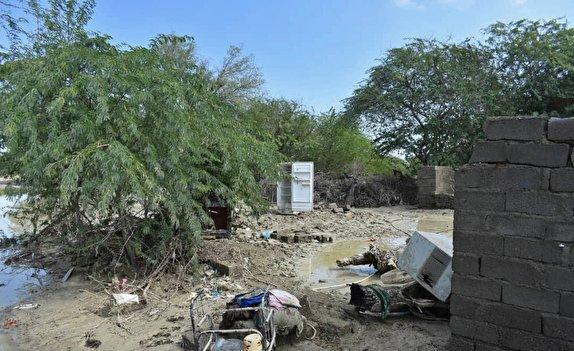 ششمین روز از روند امداد رسانی در مناطق سیل زده سیستان و بلوچستان /