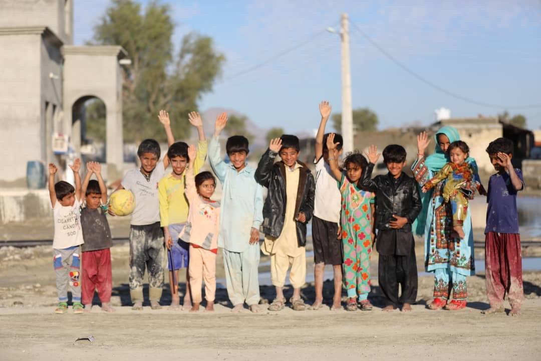 بازدید سردار تنگسیری از مناطق سیلزده سیستان و بلوچستان