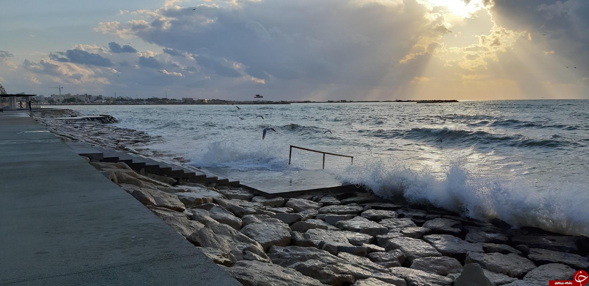 خلیج فارس دوباره مواج میشود