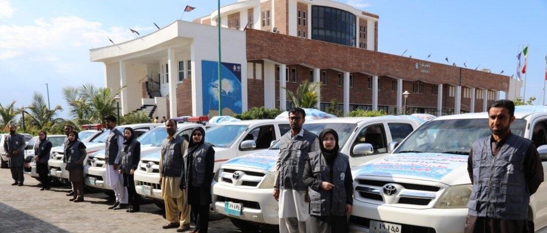 ۹ محموله کمکهای انسان دوستانه به مناطق سیلزده سیستان و بلوچستان ارسال شد