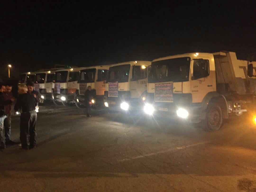 جزئیات امدادرسانی شهرداری تهران به مناطق سیل زده جنوب کشور
