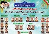 باشگاه خبرنگاران -قدردانی از کشاورزان برتر گلستان