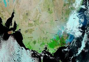 دود ناشی از آتشسوزی استرالیا در سراسر جهان به گردش درآمده است
