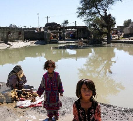 روند امدادرسانی به سیلزدگان سیستان و بلوچستان مطلوب است
