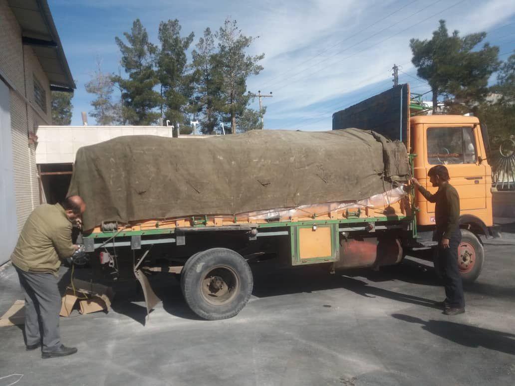 اولین محموله امدادی بهزیستی برای کمک به سیل زدگان سیستان و بلوچستان ارسال شد