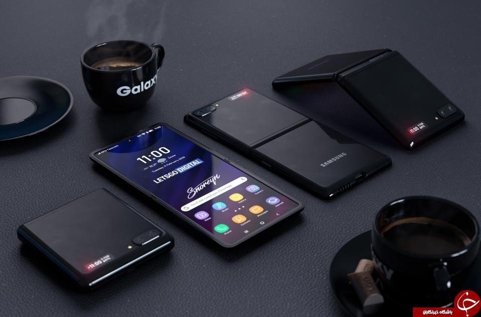 تجهیز Galaxy Z Flip به باطری فراتر از انتظار