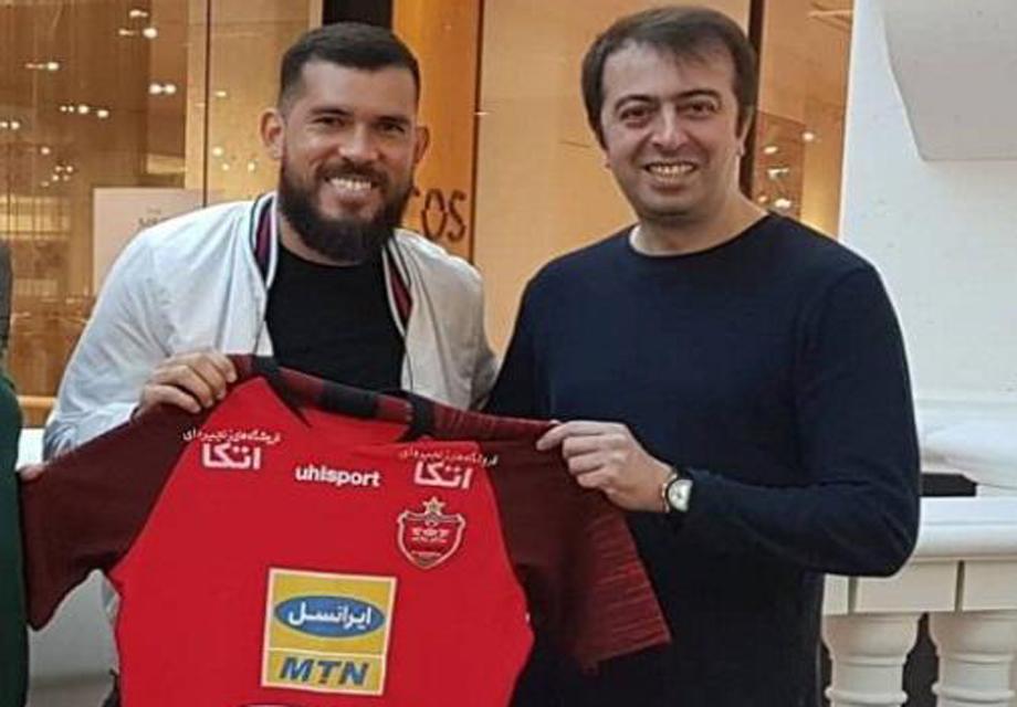 در خواست عجیب بازیکن برزیلی سابق از باشگاه پرسپولیس + عکس