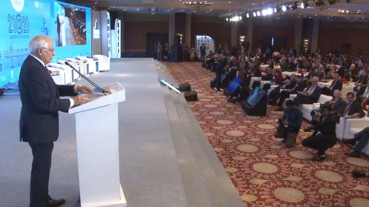 مقام اروپایی: رسیدن به توافق جدید هستهای با ایران بسیار دشوار است