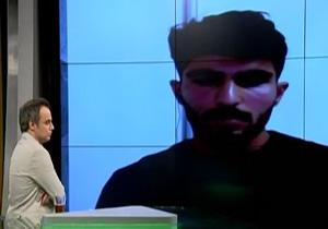 مصاحبه شنیدنی امیر عابدزاده دروازهبان لژیونر ایرانی با برنامه فوتبال ۱۲۰ + فیلم