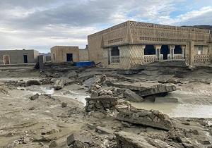 خسارت ۹۰۰ میلیارد تومانی سیل به زیرساختهای شهرستان جاسک و بشاگرد / بازسازی مناطق سیل زده در دستور کار