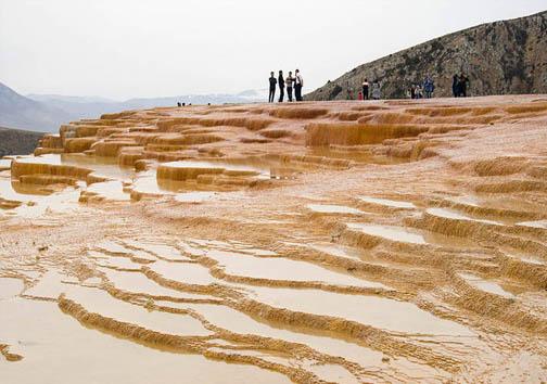 در این سالها بر خاصترین چشمه ایران چه گذشته است؟