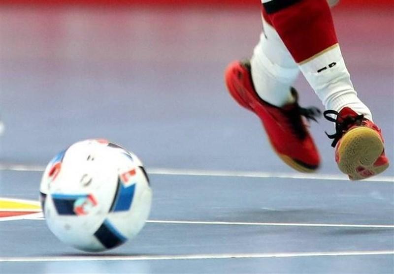 مسابقه فوتسال جام محلات در دره شهر