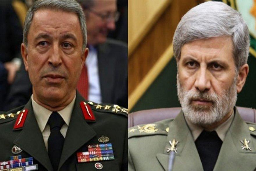 تلاش دو کشور ایران و ترکیه بر ایجاد ثبات و امنیت پایدار درمنطقه