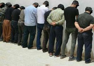 بیش از ۲۰ معتاد ولگرد در یزد دستگیر شدند