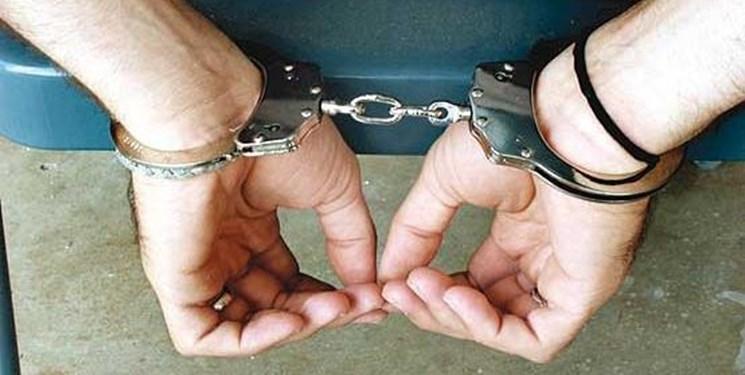 دستگیری سارق منزل در زنجان