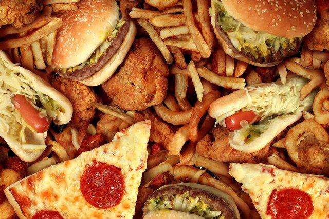 جلوگیری از جذب چربی غذا با