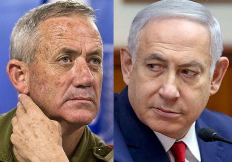 گانتس نتانیاهو