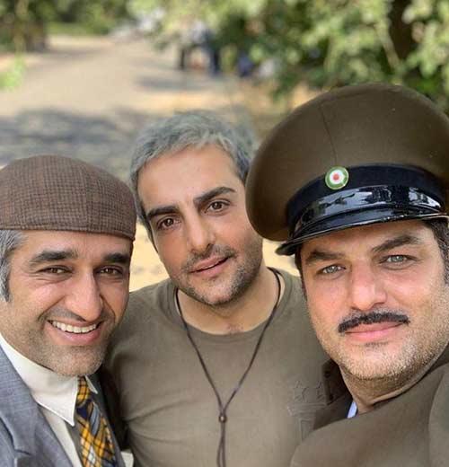 یک فیلم بدون بازیگر اصلی خود در جشنواره فیلم فجر