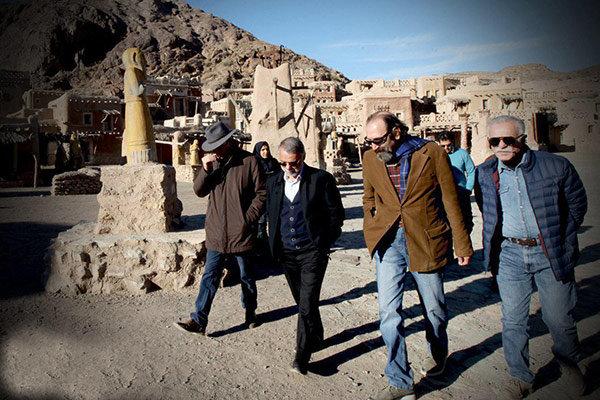 جزئیات جدید از ساخت سریال سلمان فارسی