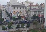 باشگاه خبرنگاران -راهپیمایی مردم بابل بعد از نماز پرفیض جمعه + فیلم