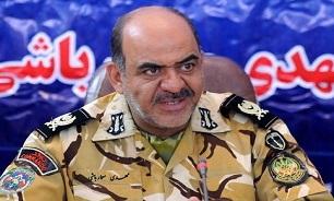 نیروهای ارتش با تمام قدرت در مناطق سیلزده حاضر هستند