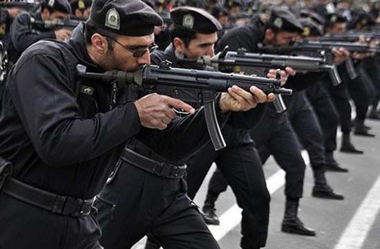 تکاورانی از جنس مردم/ ارتش فدای ملت؛ شعاری که محقق شد + فیلم و تصاویر