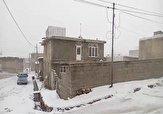 باشگاه خبرنگاران -لحظات زیبای بارش برف در روستای «کمهر» + فیلم