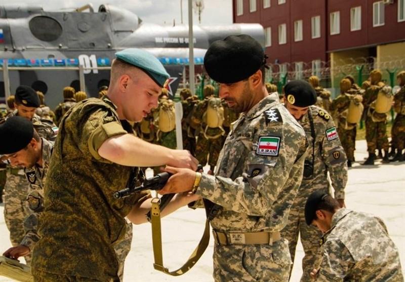 تکاورانی از جنس مردم/ ارتشی که هر لحظه فدای ملت میشود + فیلم و تصاویر