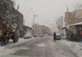 باشگاه خبرنگاران -بارش شدید برف هماکنون در «چهاربرج» + فیلم