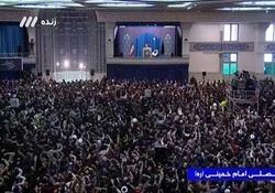 حواشی دیدنی نماز جمعه تهران به امامت مقام معظم رهبری + فیلم