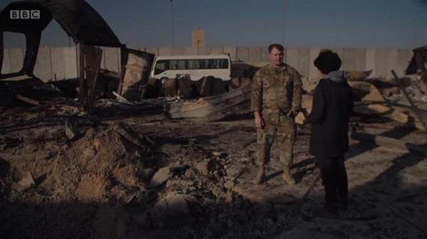 ۶ اعتراف مهم BBC در گزارش ۶ دقیقهای درباره عینالاسد