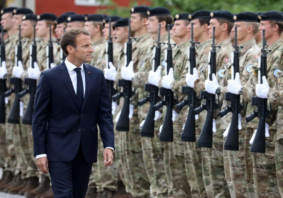 نیروهای مسلح فرانسه