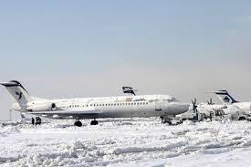 پروازهای مشهد- تهران متوقف شد