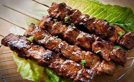 گوشت کبابی